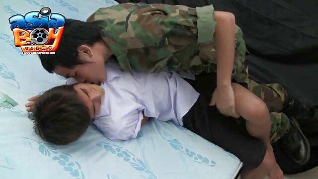Militaire porno